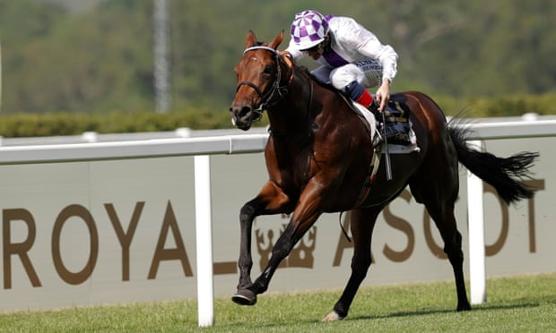 Royal Ascot: Poetic Flare at his best yet in St James's Palace Stakes victory