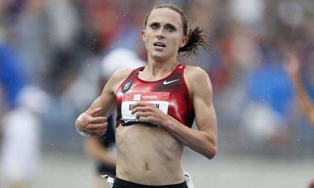 US Olympic 1500m contender Houlihan banned for four years despite burrito excuse