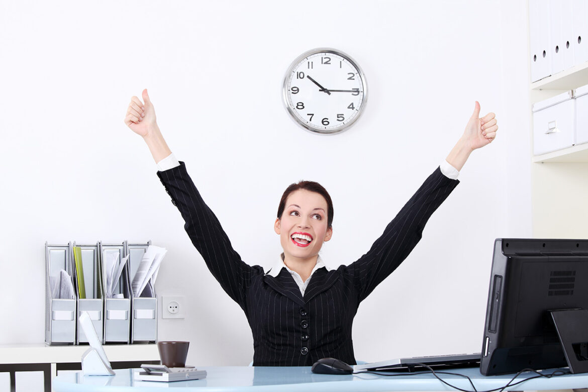 Being Productive: Easy Time Management Tricks